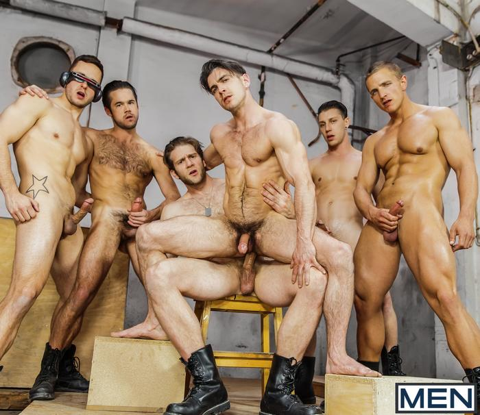 X-MEN Gay Porn XXX Parody Paddy OBrian Colby Keller Landon Mycles Brenner Bolton Mike DeMarko Paul Canon