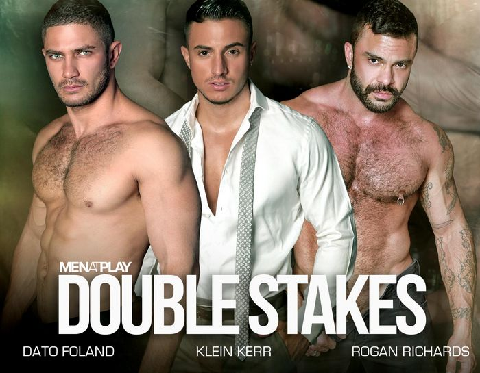Klein Kerr Gay Porn Star Dato Foland Rogan Richards Menatplay