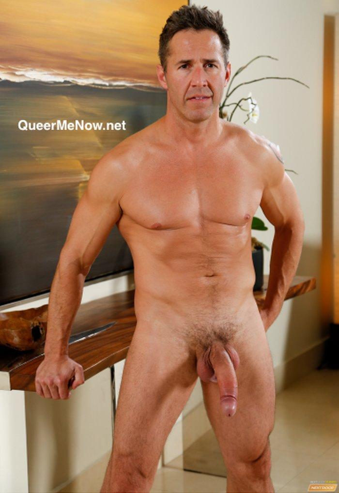 Breaking Gay Porn Star Dean Phoenix Returns To Porn  Shoots Bareback Scenes For Next Door Studios-2044