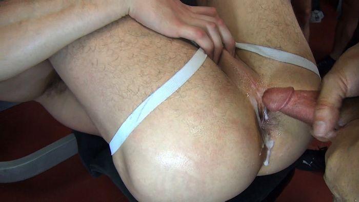 Ace Era Gay Porn Bareback GangBang RawFuckClub
