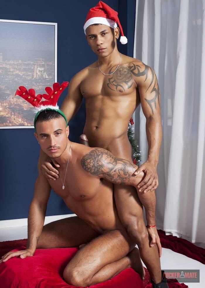 Klein Kerr Gay Porn Carlos Leao Christmas Fuckermate