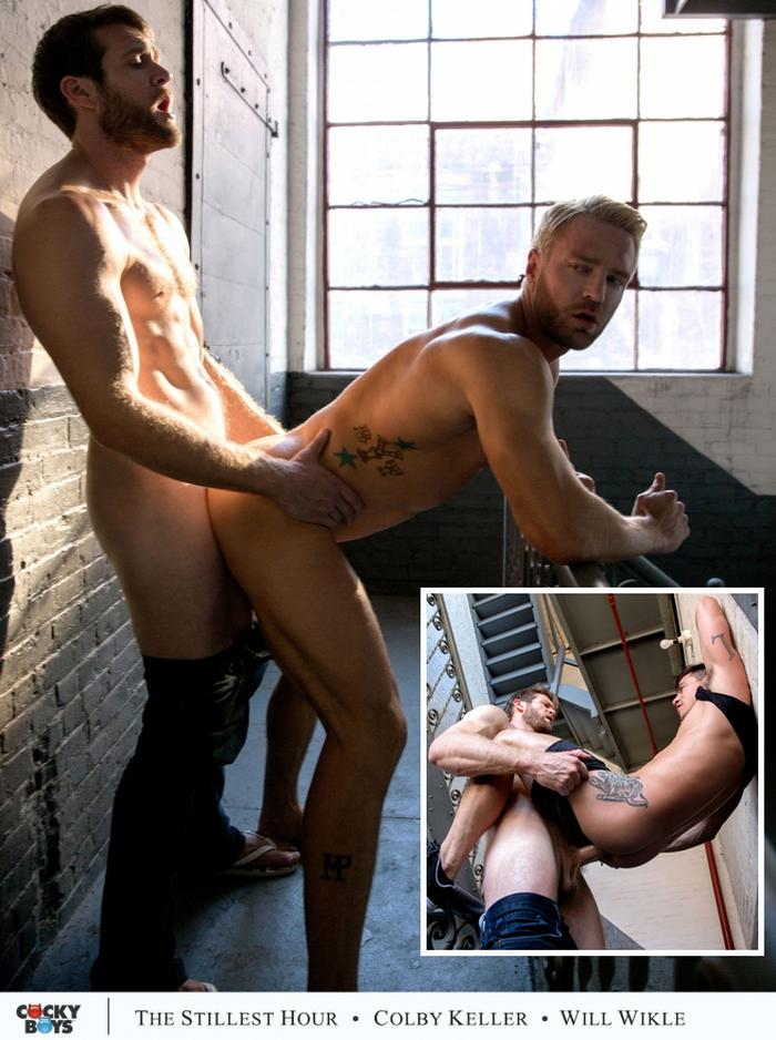 Will Wikle Gay Porn CockyBoys Colby Keller Levi Karter