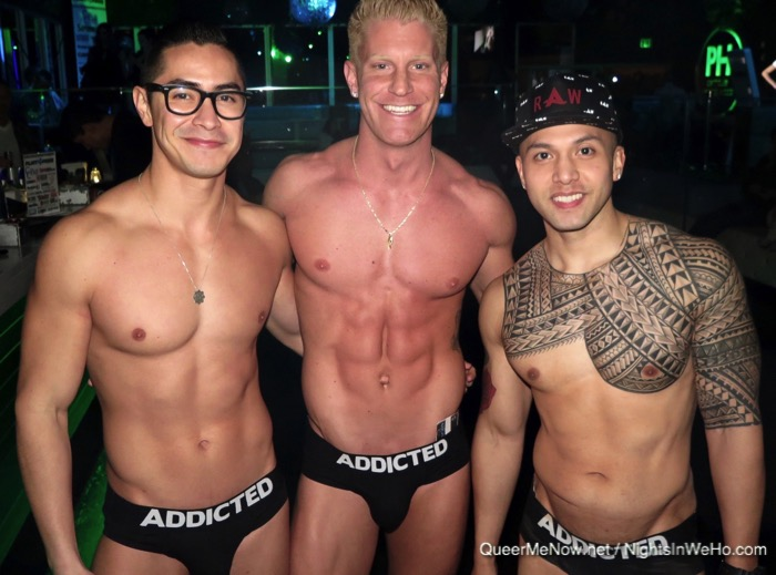 Johnny V and GoGo Boys