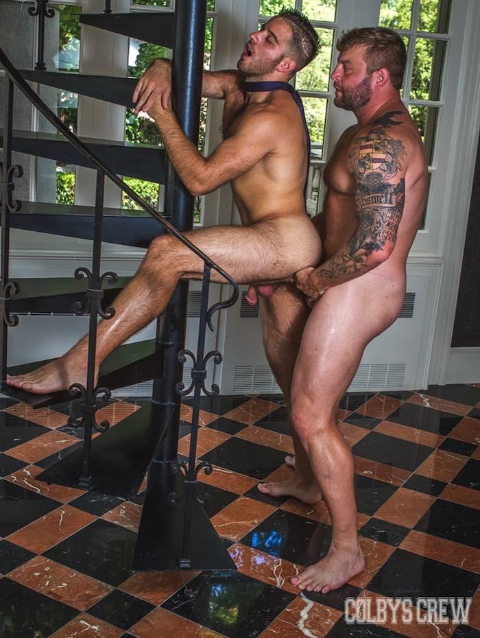 Jackson Grant Gay Porn Colby Jansen XXX