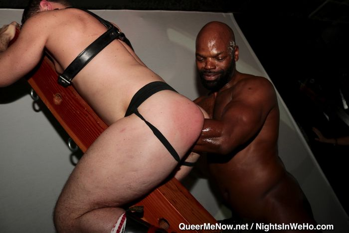 Ashley Ryder CutlerX Gay Porn Fisting HustlaBall Las Vegas