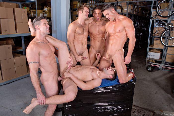 Gay Porn Orgy Trenton Ducati Ryan Rose Griffin Barrows Rod Peterson Connor Patricks