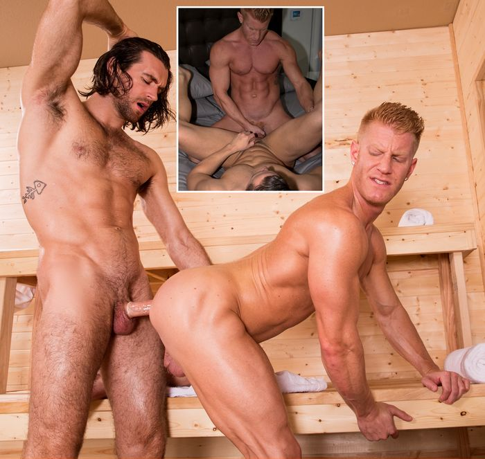 JohnnyV Gay Porn Woody Fox Bryan Cole