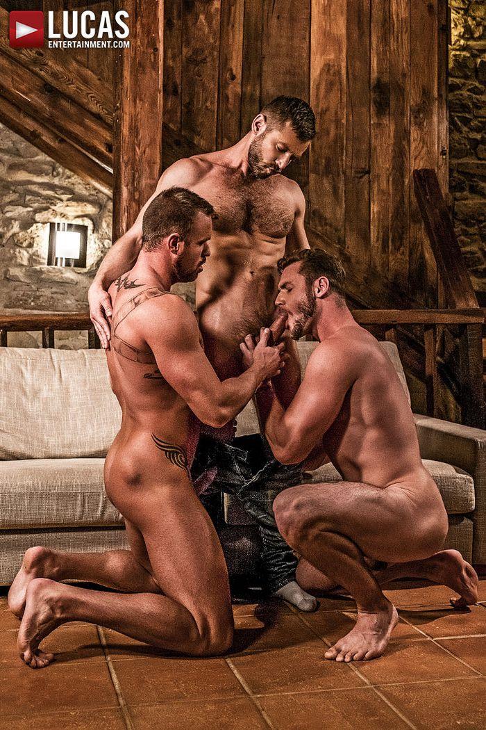 Ace Era Gay Porn Michael Roman Bulrog Bareback Sex Alpha Males Fucking