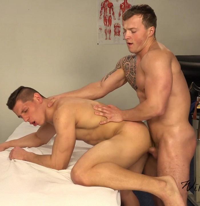 Filo Bruska Gay Porn Peter Lipnik Muscle Jock Bareback Sex WilliamHiggins