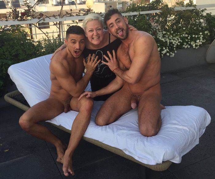 Klein Kerr Massimo Piano Gay Porn Tel Aviv Nakedsword