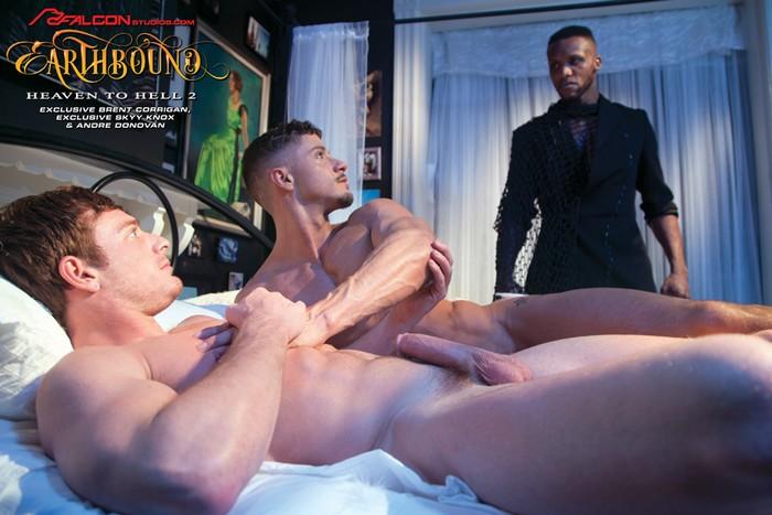Brent Corrigan Skyy Knox Gay Porn Earthbound