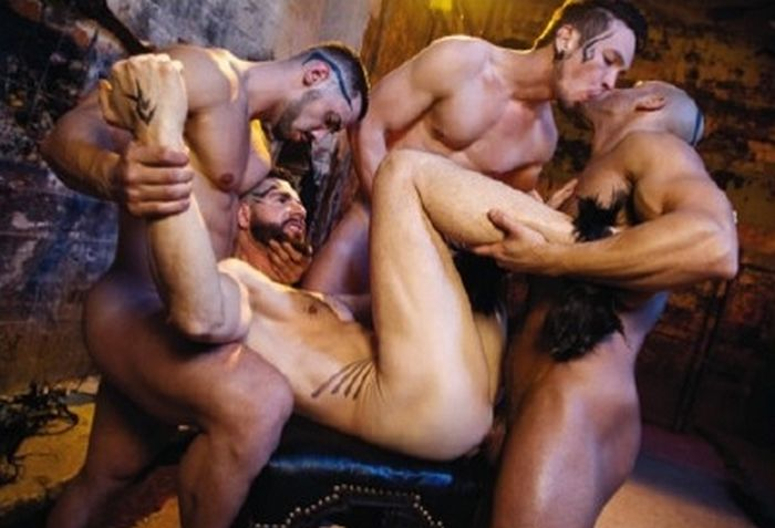 Dean Monroe Gang Bang Heaven To Hell 2