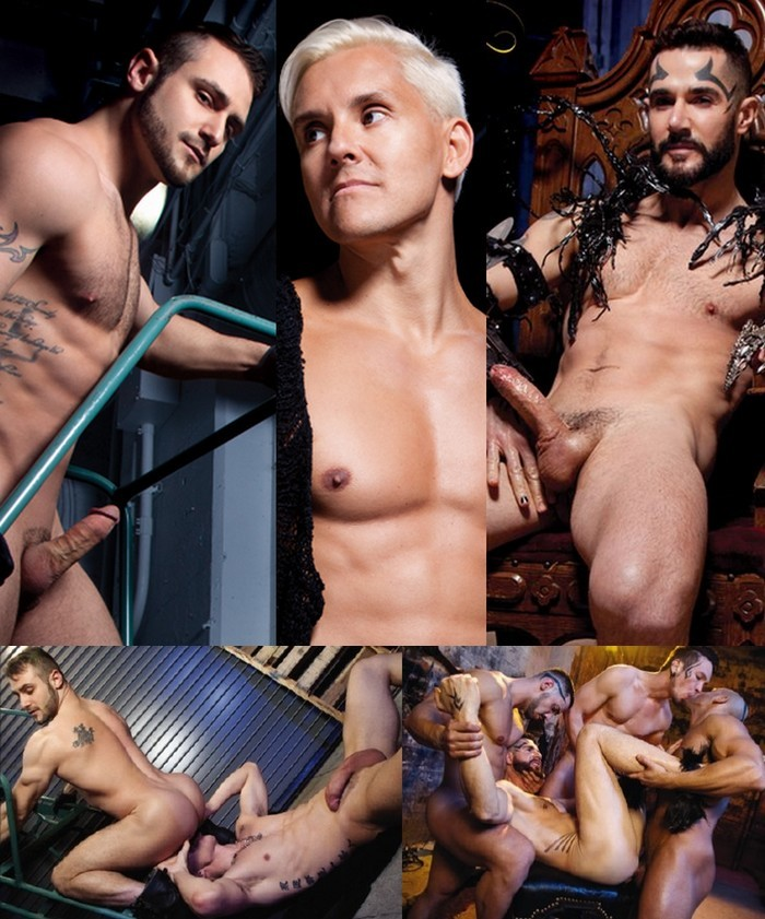 Gay Porn Blake Riley Dean Monroe Brad Patton Comebacks EARTHBOUND HEAVEN TO HELL 2 XXX