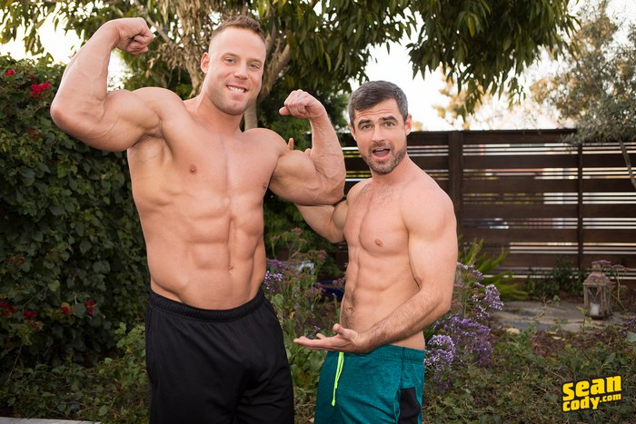 Jack Gay Porn Bodybuilder Sean Cody Daniel Bareback Sex