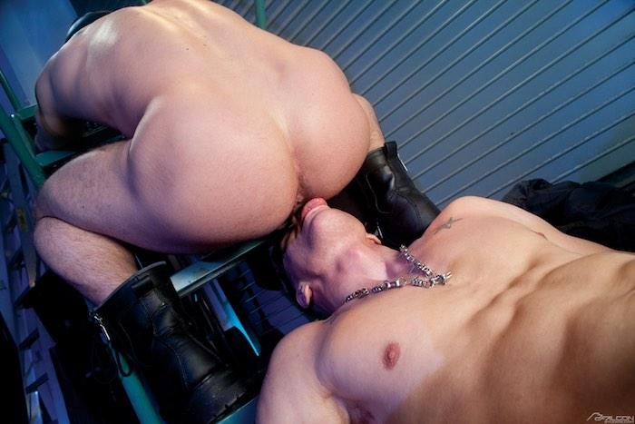 Blake Riley Gay Porn JJ Knight