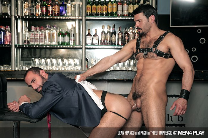 Jean Franco Gay Porn Paco Menatplay Suit Sex