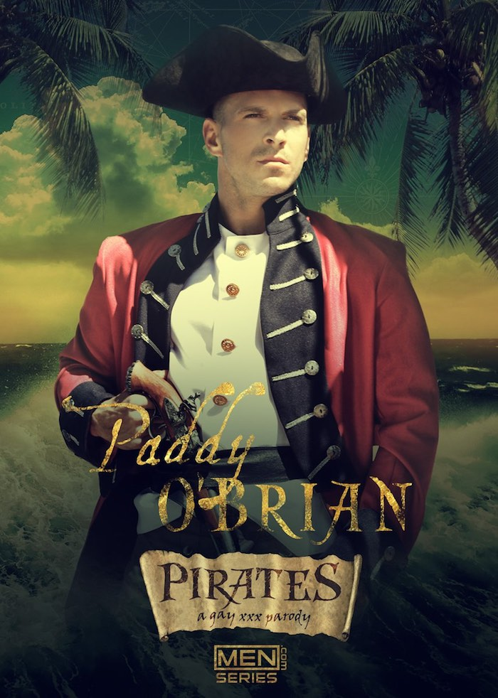 Paddy OBrian Gay Porn Parody Pirates of the Caribbean