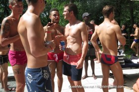 CockyBoys Pool Party Gay Porn Stars-55