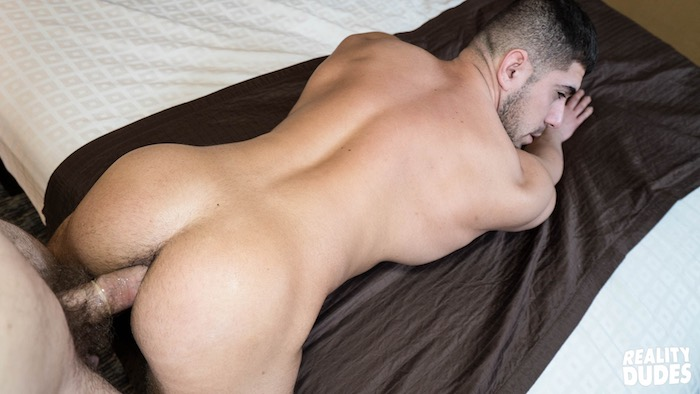 Damien Stone Muscle Hunk Bottom Gay Porn RealityDudes