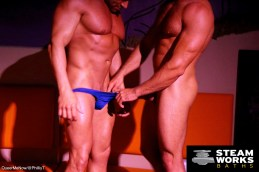 Gay Porn Bruce Beckham Alex Mecum Austin Wolf Live Sex Show-14