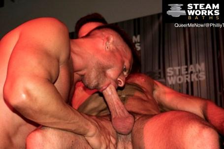 Gay Porn Bruce Beckham Alex Mecum Austin Wolf Live Sex Show-27