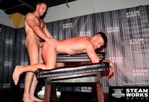 Gay Porn Bruce Beckham Alex Mecum Austin Wolf Live Sex Show-33