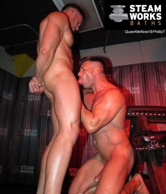 Gay Porn Bruce Beckham Alex Mecum Austin Wolf Live Sex Show-4