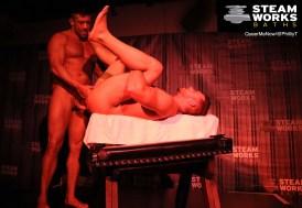 Gay Porn Bruce Beckham Alex Mecum Austin Wolf Live Sex Show-41