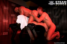Gay Porn Bruce Beckham Alex Mecum Austin Wolf Live Sex Show-59