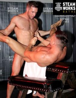 Gay Porn Bruce Beckham Alex Mecum Austin Wolf Live Sex Show-62