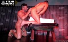 Gay Porn Bruce Beckham Alex Mecum Austin Wolf Live Sex Show-68