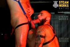 Gay Porn Hugh Hunter Dolf Dietrich Rikk York Live Sex Show-17