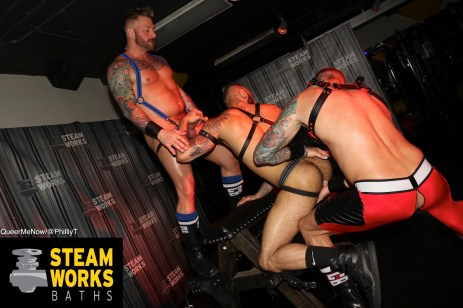Gay Porn Hugh Hunter Dolf Dietrich Rikk York Live Sex Show-20