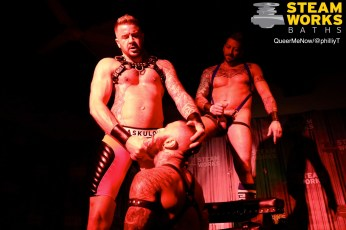 Gay Porn Hugh Hunter Dolf Dietrich Rikk York Live Sex Show-40