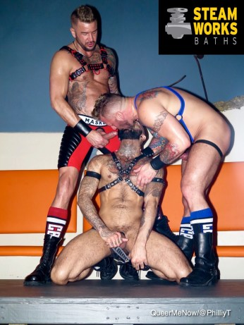 Gay Porn Hugh Hunter Dolf Dietrich Rikk York Live Sex Show-41