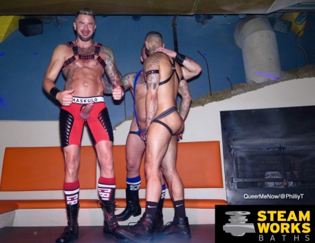 Gay Porn Hugh Hunter Dolf Dietrich Rikk York Live Sex Show-43