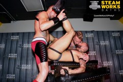 Gay Porn Hugh Hunter Dolf Dietrich Rikk York Live Sex Show-61