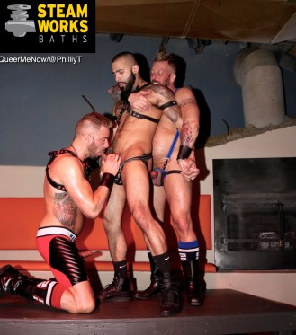 Gay Porn Hugh Hunter Dolf Dietrich Rikk York Live Sex Show-8