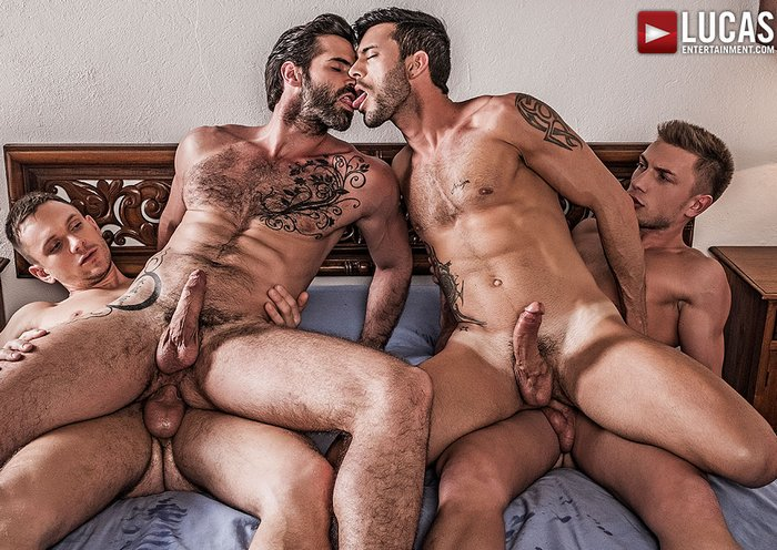 Gay Porn Orgy Dani Robles Andy Star Andrey Vic Bogdan Gromov