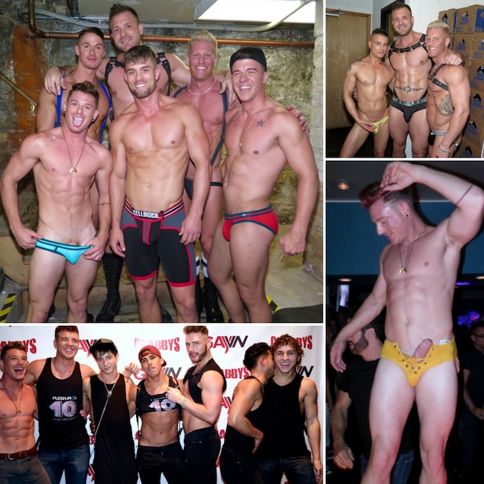 Gay Porn Stars Falcon Fleshjack Party Grabby 2017