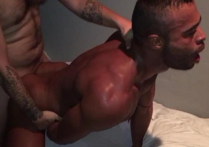 Micah Brandt Gay Porn Sex Tape Aaron Burke