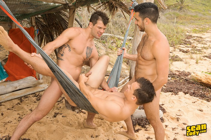 Puerto Rican Naked Orgy