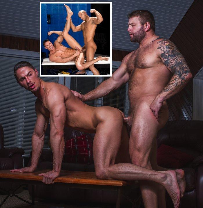 Skyy Knox Gay Porn Colby Jansen Sean Zevran