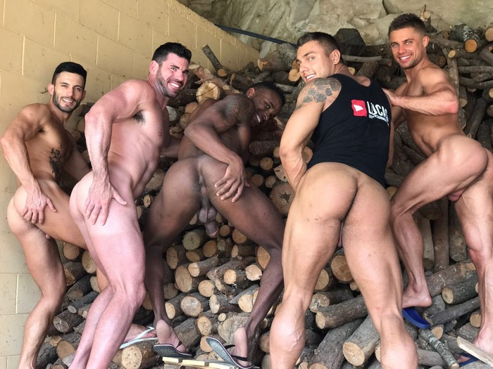 Brock Magnus Hot New Bodybuilder Gay Porn Star From Czech -2085
