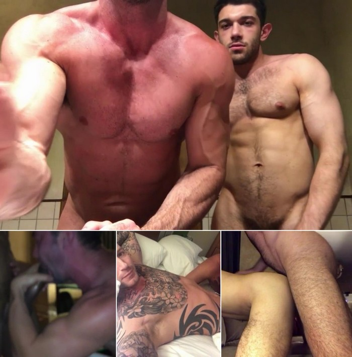Gay Porn Ben Batemen Billy Santoro Colt Rivers Dylan James Brandon Wilde