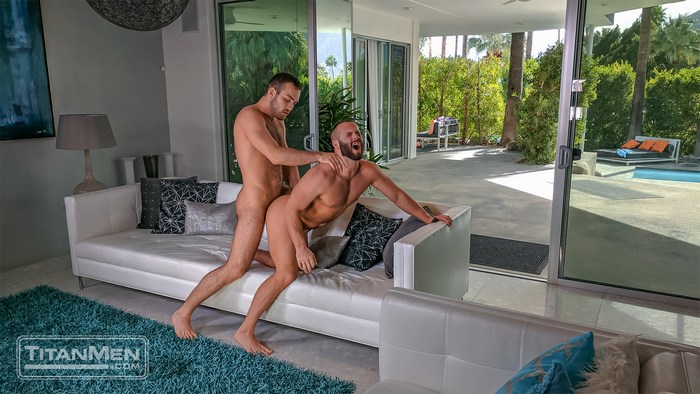 Gay Porn Behind The Scenes Luke Adams Adam Thicke