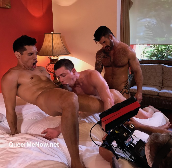 Gay Porn Behind The Scenes Ruslan Angelo Adam Killian Alejandro Castillo