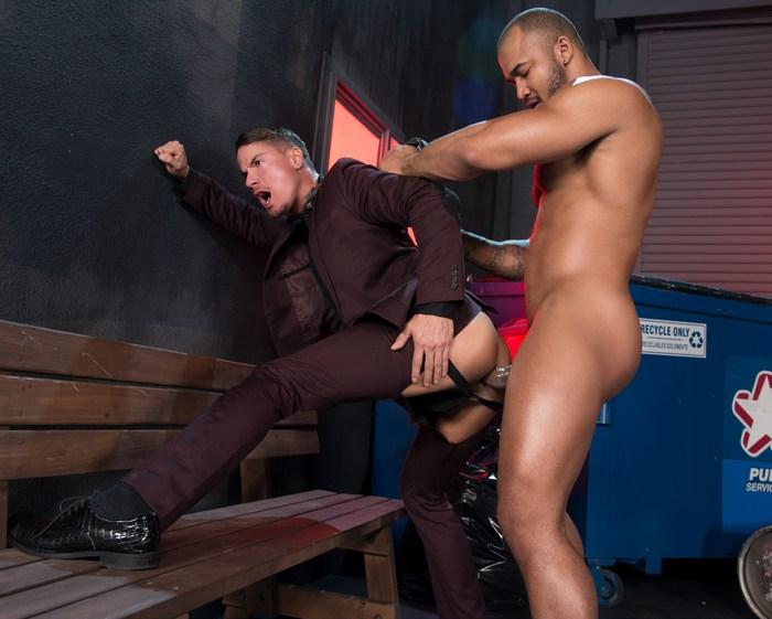 Jason Vario Gay Porn Skyy Knox