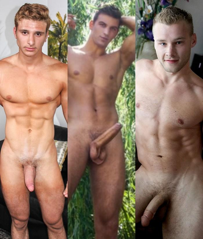 Jayden Guillory Luis Parker Kyle Holmes Naked Gay Porn Stars