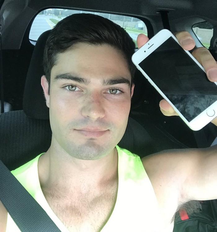 Tanner Davis Sean Cody Gay Porn Star iPhone 6s
